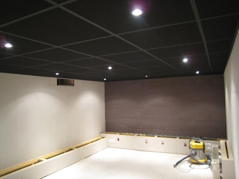 plafond suspendu rockfon le blog fafa. Black Bedroom Furniture Sets. Home Design Ideas