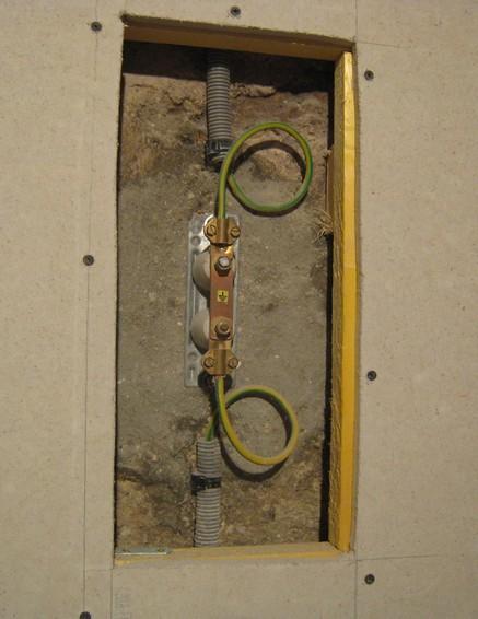 Installation hc dans la cave de fabrice91 99 page 24 29863880 sur - Installer une prise de terre ...